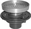 - Floor Drain with Extended Rim