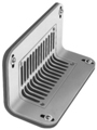 - Scupper Drain with Flat Grate
