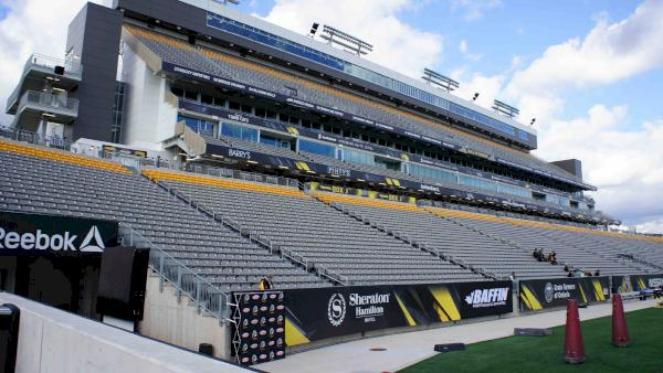 Tim Hortons Field – Hamilton, ON