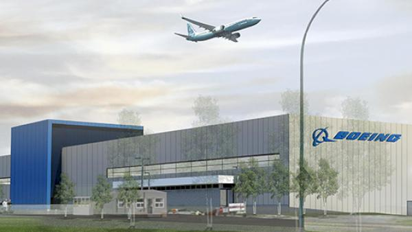 Boeing Maintenance Facility – Winnipeg, MB
